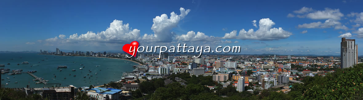Pattaya bay from your Pattaya.com