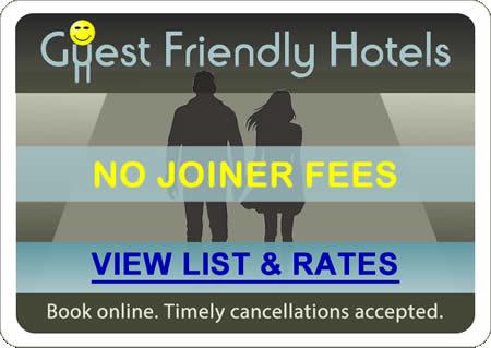 Guest Friendly Hotels Walking Street